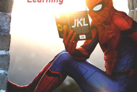 Spiderman, Hero, Reading, Just Keep Learning, Explanation, rant
