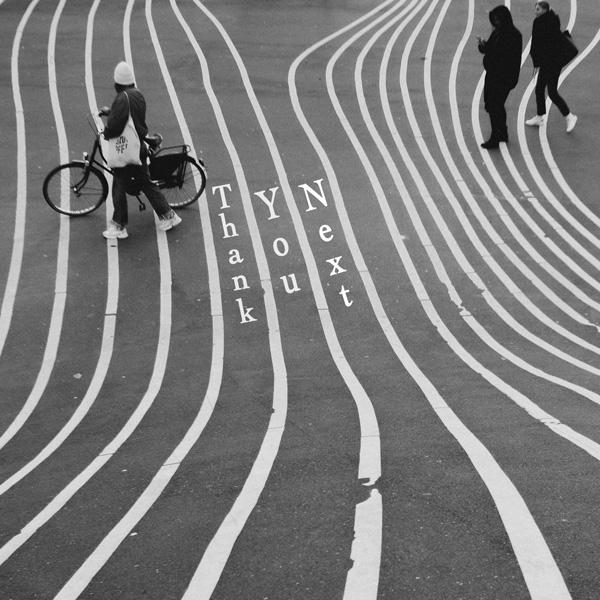Bike path thank you