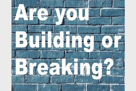 Brick Wall Quote
