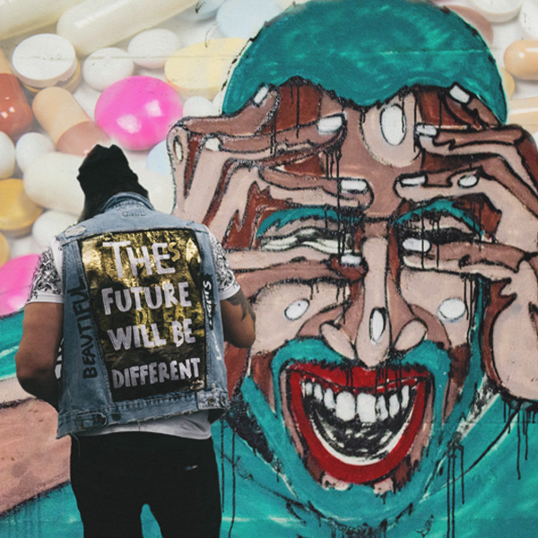 Drugs Pain Painting