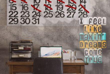 Office Calendar Checks