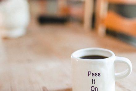 Good Ideas Coffee Mug