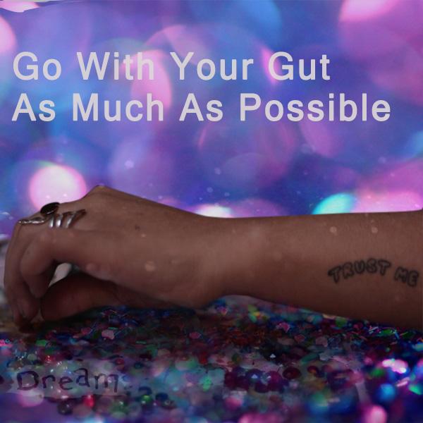 Courage, Glitter, Dream Big,