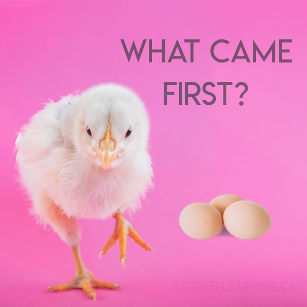 Egg, Chicken, Pink, Build Confidence