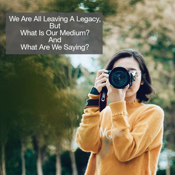 Photography, Girl, Legacy