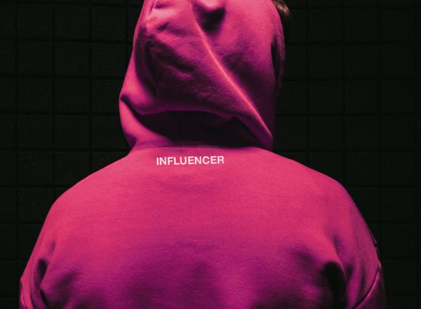 We Are All Influencers, Hoodie
