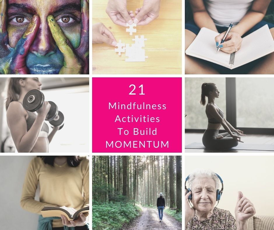 Just Keep Learning Mindfulness Activities